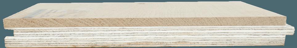 6mm Top Layer White Oak