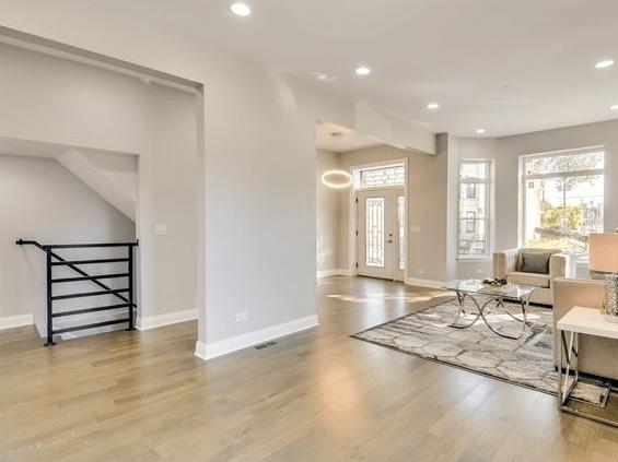 wide plank engineered hardwood flooring chicago home french white oak
